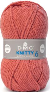 knitty 6 vieux rose 622