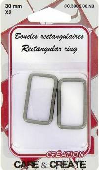 boucles rectangulaires 3005.30.NB