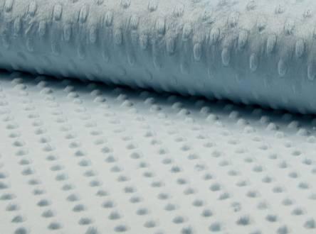 tissu coton  minky 085 safran