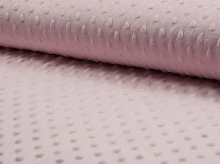 tissu coton minky 008 marine
