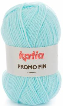 promo fin 857 turquoise clair